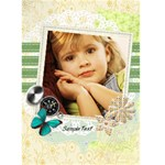 Greeting Card - Greeting Card 5  x 7