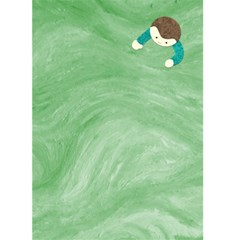 Boy Card By Claudia Sachs   Greeting Card 5  X 7    Yai48c53zp5u   Www Artscow Com Back Inside