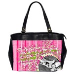 Fancy Purse - Oversize Office Handbag (Two Sides)