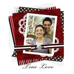 Ture Love By Gary Bush   Greeting Card 4 5  X 6    Kb5376lywu8j   Www Artscow Com Front Cover