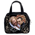 Wedding Picture Purse - Classic Handbag (One Side)