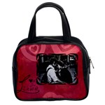 LOVE IS IN THE AIR red - BAG - Classic Handbag (Two Sides)