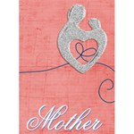 Mother - Greeting Card 5  x 7