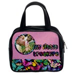MY LITTLE TREASURE pink - BAG - Classic Handbag (Two Sides)