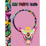 "MY FAIRY TALE pink -  4.5"" x 6"" Greeting Cards - Greeting Card 4.5  x 6"