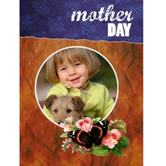 "Mother Day    4 5"" X 6"" Greeting Cards By Carmensita   Greeting Card 4 5  X 6    Bodi46rz6yyl   Www Artscow Com Front Cover"