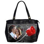 Romance Bag - Oversize Office Handbag (2 Sides)