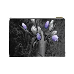 Love Large Cosmetic Bag By Lil    Cosmetic Bag (large)   C0kgq8z1j1xa   Www Artscow Com Back