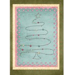 christmas card 1 - Greeting Card 5  x 7