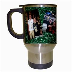 Cj s Mug 2010 By Kathleen    Travel Mug (white)   Xm7dv4q6br8n   Www Artscow Com Left