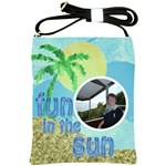 Fun in the Sun sling bag - Shoulder Sling Bag