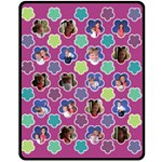 Grandma s Garden - Medium - Fleece Blanket (Medium)