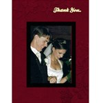Thank You card - Greeting Card 4.5  x 6