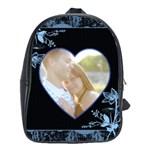 Love School Bag #1 - School Bag (Large)