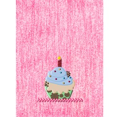 Birthday Card 4 5x6 By Angel   Greeting Card 4 5  X 6    Oowxp35jr8v8   Www Artscow Com Back Cover