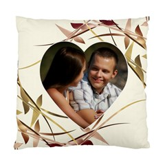 Love Pillow #2 By Lil    Standard Cushion Case (two Sides)   J2a5aomyaq1f   Www Artscow Com Front
