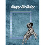 doggie love 2 - Greeting Card 4.5  x 6
