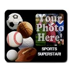 Sports Photo Mousepad - Large Mousepad