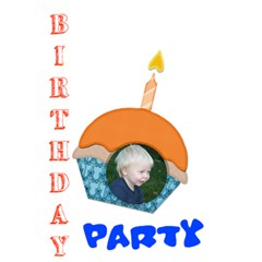 Birthday Card Boy By Brookieadkins Yahoo Com   Greeting Card 5  X 7    63omv08a9gu3   Www Artscow Com Front Cover