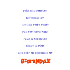 Birthday Card Boy By Brookieadkins Yahoo Com   Greeting Card 5  X 7    63omv08a9gu3   Www Artscow Com Front Inside