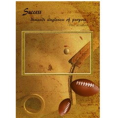 Success By Snackpackgu   Greeting Card 5  X 7    Qhm50grvkadv   Www Artscow Com Front Cover