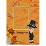 Thanksgiving 1 - Greeting Card 5  x 7