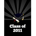 Custom Graduation Party Invitations - Greeting Card 4.5  x 6