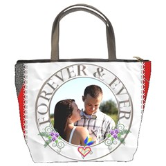 Forever & Ever Bag By Lil    Bucket Bag   267gxdzdtbcp   Www Artscow Com Back