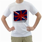 UNION_JACK_26 White T-Shirt