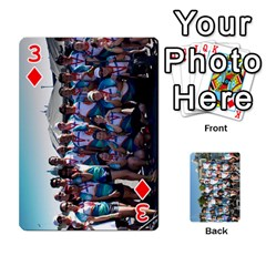 2010 Team Lifescan Playing Cards By John Ng   Playing Cards 54 Designs   Zvnc58du4e6d   Www Artscow Com Front - Diamond3
