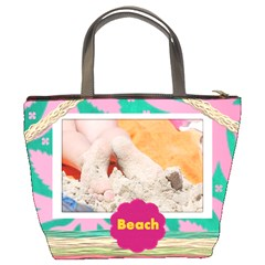 Beach Bag By Danielle Christiansen   Bucket Bag   Q6m4y3ldgvwk   Www Artscow Com Back