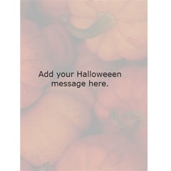 Halloweeen Card By Danielle Christiansen   Greeting Card 4 5  X 6    Ojq97448v2si   Www Artscow Com Back Inside