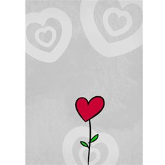 I Love My Boyfriend     Custom Greeting Card 5  X 7  By Carmensita   Greeting Card 5  X 7    Qtveqn8gtafq   Www Artscow Com Back Cover