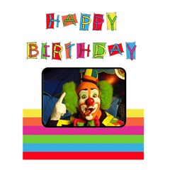 Happy Birthday     Custom Greeting Card 5  X 7  By Carmensita   Greeting Card 5  X 7    L3mhoqcl1ugc   Www Artscow Com Front Cover