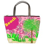 beach bag - Bucket Bag