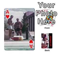 Ace Vegas Cards By Carol Petrich   Playing Cards 54 Designs   20jn9at7yv33   Www Artscow Com Front - HeartA