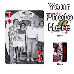 Vegas Cards By Carol Petrich   Playing Cards 54 Designs   20jn9at7yv33   Www Artscow Com Front - Diamond8