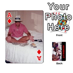 Ace Vegas Cards By Carol Petrich   Playing Cards 54 Designs   20jn9at7yv33   Www Artscow Com Front - DiamondA