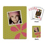 Jorge pattern Deck 2 - Playing Cards Single Design