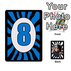 Abc+numbers Cards By Carmensita   Playing Cards 54 Designs   Qblo3v5oj4y2   Www Artscow Com Front - Diamond10