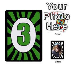 Ace Abc+numbers Cards By Carmensita   Playing Cards 54 Designs   Qblo3v5oj4y2   Www Artscow Com Front - DiamondA