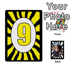 Abc+numbers Cards By Carmensita   Playing Cards 54 Designs   Qblo3v5oj4y2   Www Artscow Com Front - Joker2