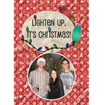 Christmas Card #1 - Greeting Card 5  x 7