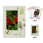 Bamboo Stems Playing Cards - Playing Cards Single Design