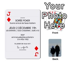 Jack Lesenfants By Emmanuelle   Playing Cards 54 Designs   79uvlf34il03   Www Artscow Com Front - DiamondJ