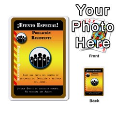 Pandemia 3 Multi Reverso By Jorge   Multi Purpose Cards (rectangle)   Z7o1etmay4ko   Www Artscow Com Front 1