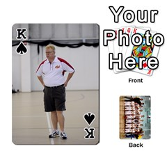 King Flames Cards By Amanda   Playing Cards 54 Designs   3j9eedqmv4gb   Www Artscow Com Front - SpadeK