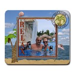 Vacation Mouse Pad - Large Mousepad