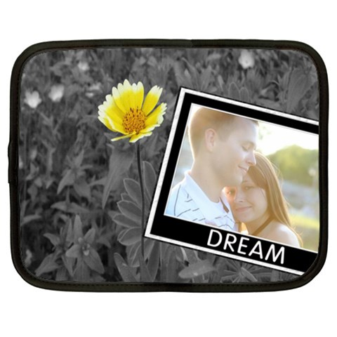 Dream Xxl Laptop Case By Lil    Netbook Case (xxl)   Rkhezyoyopnn   Www Artscow Com Front