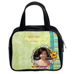 Lunch Bag for Chinks - Classic Handbag (Two Sides)